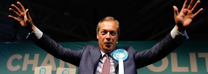 Au Royaume-Uni, la folle campagne des européennes dans un pays qui croyait avoir quitté l'UE