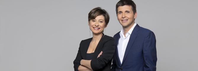Alexandra Bensaid (L'Émission politique): «Entre Thomas Sotto et moi, il n'y a pas de question d'ego»