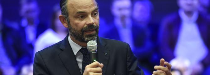 Édouard Philippe: «Notre pays n'a pas envie de ralentir mais d'avancer»