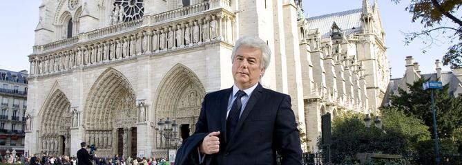 Ken Follett : «Chaque cathédrale est un miracle»