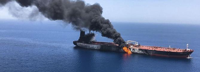 Golfe d'Oman: questions sur les mystérieuses attaques de tankers