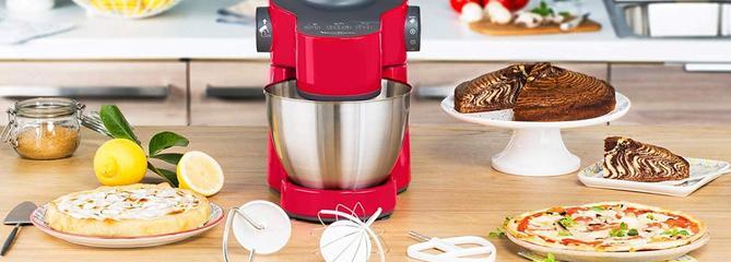 Robot-pâtissier Moulinex: comment choisir le meilleur?