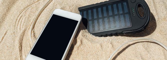 Batterie externe solaire: comment choisir la bonne?