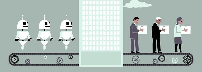Découvrez si votre métier est menacé par un robot