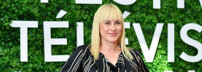 Patricia Arquette invitée au Festival de Télévision de Monte-Carlo