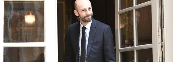 Stanislas Guérini: «Mon objectif est de démultiplier les élus locaux par 5»