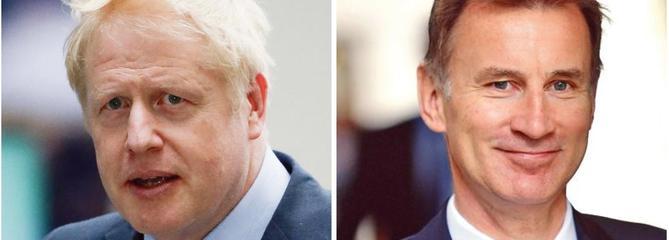 Royaume-Uni: Boris Johnson et Jeremy Hunt en lice pour succéder à Theresa May