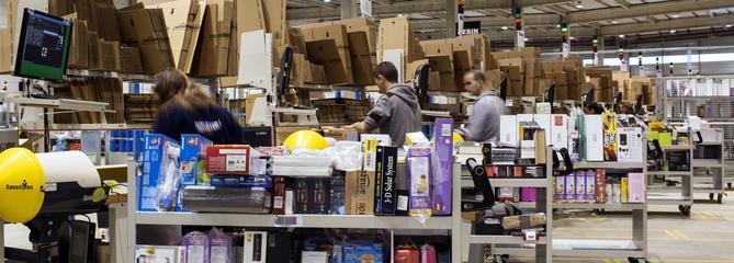 Les libraires lancent un cri d'alarme contre Amazon et pour leur survie économique