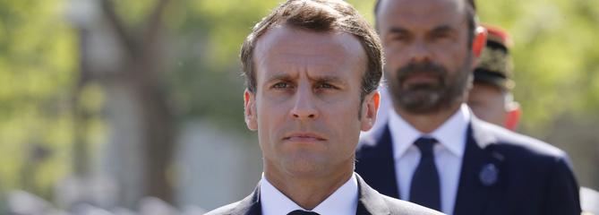 Regain de popularité pour Macron et Philippe
