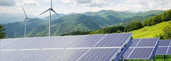 Un grand achat groupé d'énergie verte lancé par le WWF et Selectra