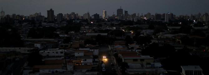 Maracaibo, ville symbole de la descente aux enfers du Venezuela