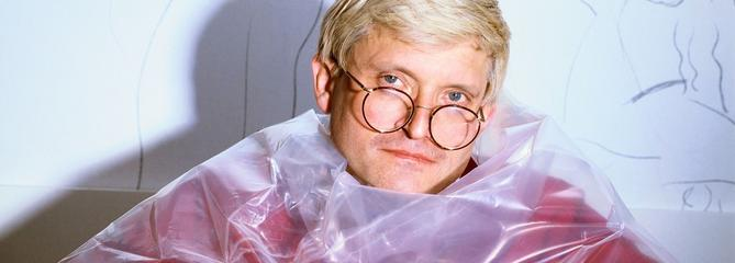 David Hockney : un homme, un style