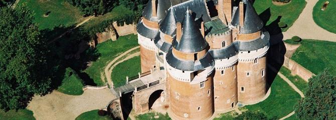 2 châteaux à visiter cet été