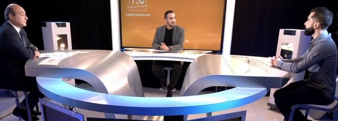 Florent Andreu et Kevork Alexanian, The Net Group, La création de sites internet ou d'applications mobiles