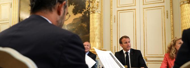 Depuis l'élection de Macron, quinze ministres ont quitté le gouvernement