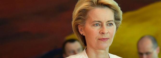 Ursula von der Leyen: «Je ne plaiderai jamais en faveur de l'abandon du Parlement de Strasbourg»