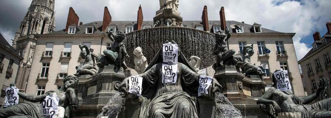 Nantes: un mois après, Steve est toujours porté disparu