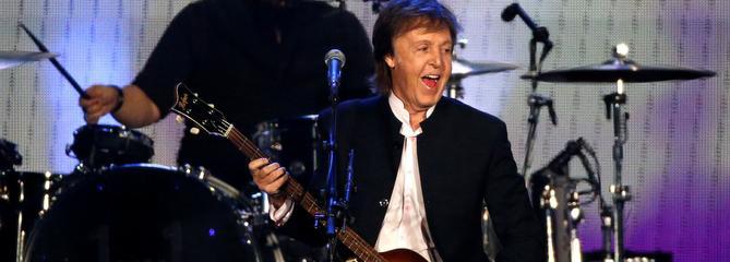 Paul McCartney travaille sur une adaptation de La vie est belle en comédie musicale