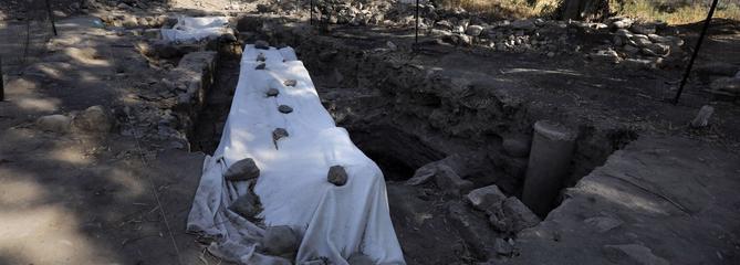 En Israël, des archéologues pensent avoir trouvé le lieu où est né Saint-Pierre