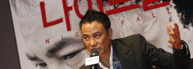 Simon Yam, star du cinéma chinois, poignardé sur scène en pleine promotion