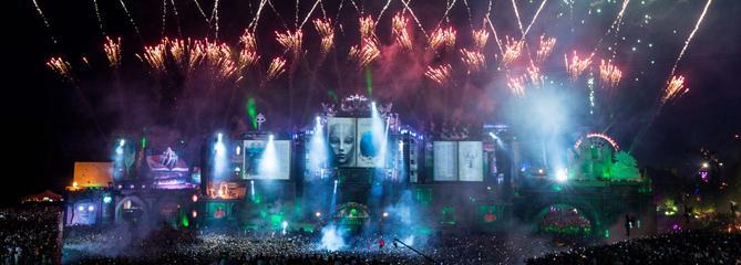 Tomorrowland: un festivalier meurt après un malaise près de la grande scène