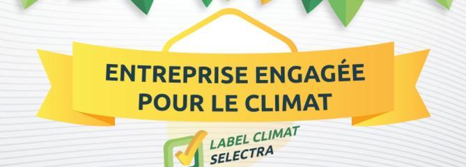 Un label Selectra accompagne les TPE engagées pour le climat