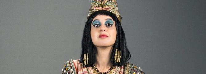 Nadia Roz de retour dans Peplum sur M6
