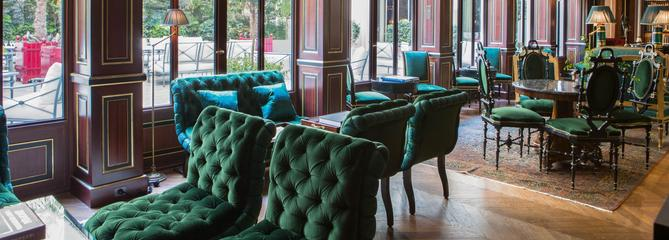 4 palaces parisiens au banc d'essai