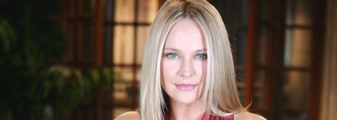 Sharon Case (Les Feux de l'amour) : «Le soap n'est pas mort»