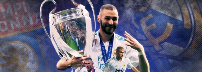 Karim Benzema se raconte sur RMC Sport