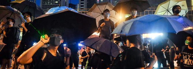 Hongkong: les organisateurs annoncent 1,7 million de personnes