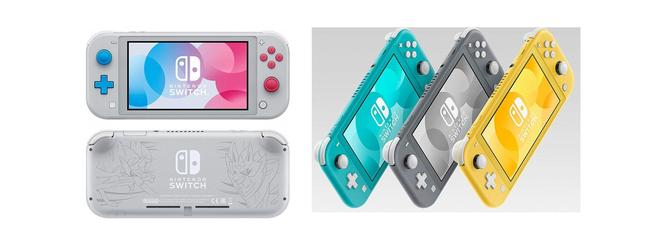La Nintendo Switch Lite en précommande sur Amazon