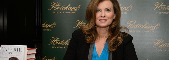 Valérie Trierweiler de retour avec un livre qui ne parle (presque) pas de François Hollande