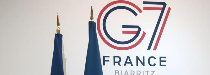 Quel est l'enjeu essentiel du G7 pour la France?