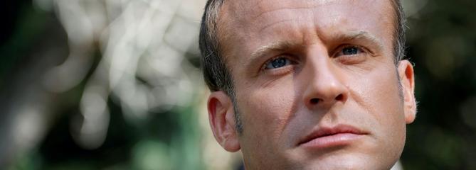 Avant le G7, Emmanuel Macron donne sa vision du monde