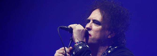 Avec The Cure, Rock en Seine renoue avec l'excellence