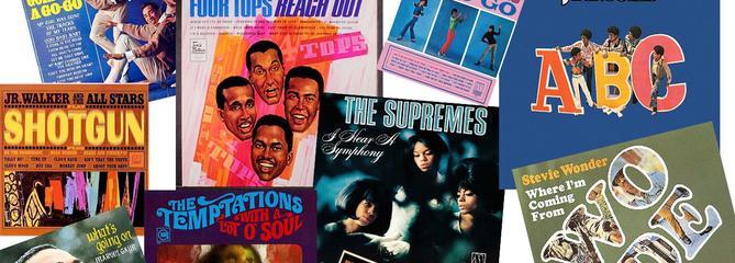 Tamla Motown, la machine à tubes