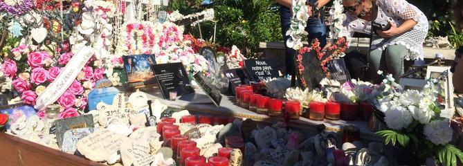 Exhumation du corps de Johnny Hallyday: Laura et David n'étaient pas informés