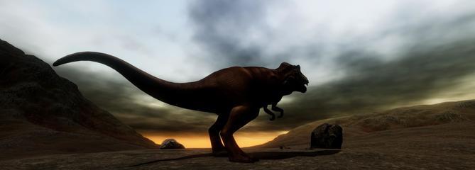 Ces 24heures qui ont tué les dinosaures: l'incroyable récit d'un cataclysme