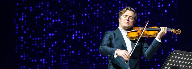 Renaud Capuçon met son violon au service de Notre-Dame de Paris