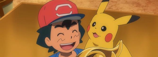 Pokémon: Sacha devient enfin «le meilleur dresseur», vingt ans après ses débuts