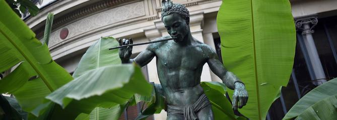 Pour sauver ses statues, le Jardin des Plantes les propose à l'adoption