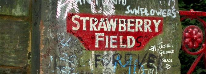 Le célèbre «Strawberry Field» des Beatles est désormais ouvert au public