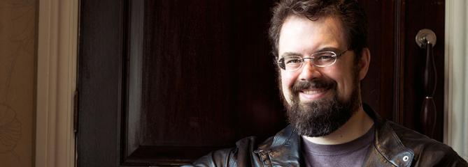 Christopher Paolini: «J'écrirai sur l'univers d'Eragon jusqu'à la fin de ma vie»