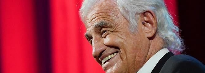 À 86 ans, Belmondo en convalescence après une «mauvaise chute»