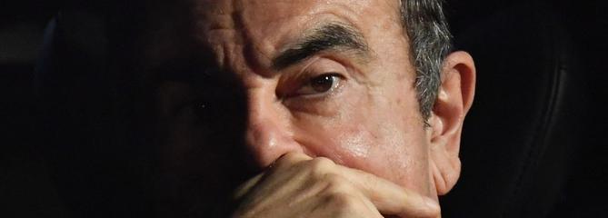 Comment le piège s'est refermé sur Carlos Ghosn