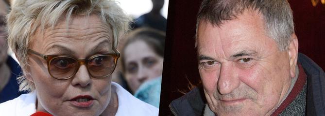 Muriel Robin recadre Jean-Marie Bigard: «Il n'est pas dans ma vie»