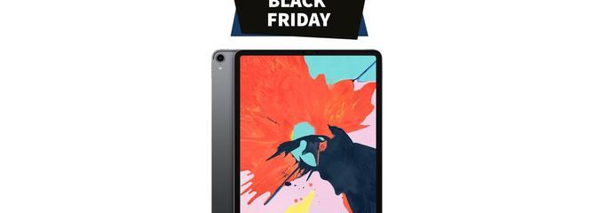 Black Friday Apple : iPad Pro 64 GO 11 pouces - dernier modèle en promo