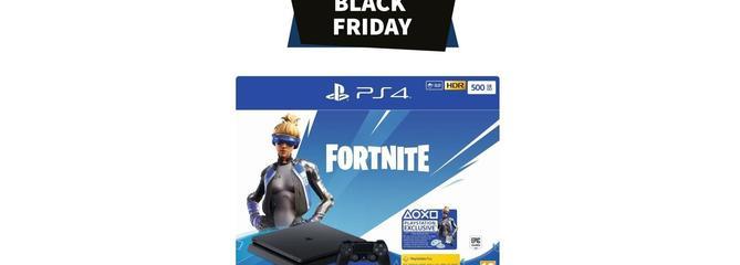 Black Friday : plus de 100 euros de remise sur la PS4 500 Go noire chez Cdiscount