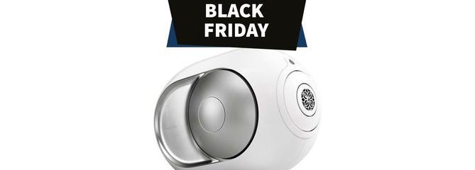 Black Friday : Enceinte Sans Fil Devialet Silver Phantom Reconditionné à -30%